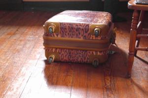 Koffer gepackt