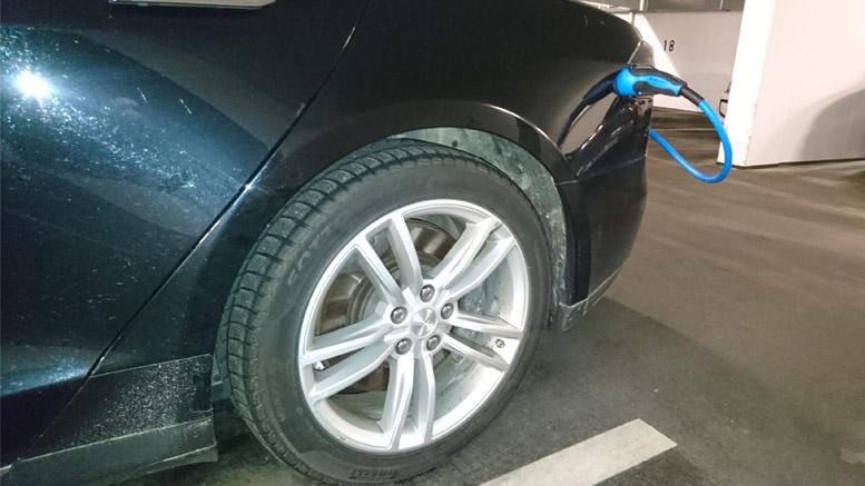 Smartrics – teures Laden für E-Auto Besitzer
